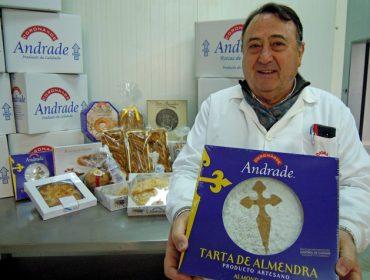Corona de Andrade, 20 anos poñendo en valor a repostería tradicional