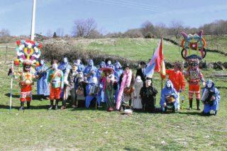 Viana do Bolo une entroido e gastronomía nunha das celebracións máis antigas de Galicia