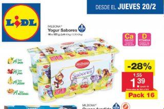 """Denuncian """"ofertas lixo"""" de Lidl con iogures a 0,08 euros"""
