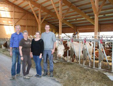 É posible unha granxa nova e competitiva para máis de 50 vacas por menos de 50.000 euros?
