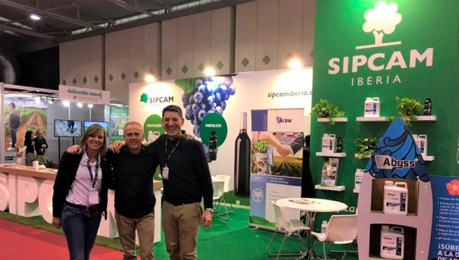 Sipcam presentou o seu biofunxicida Araw en Agrovid