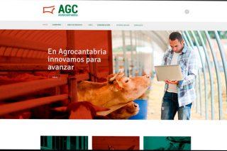 AgroCantabria estrena portal web corporativo