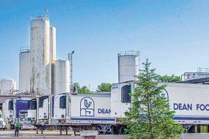 Una de las 60 fábricas que Dean Foods posee en EEUU