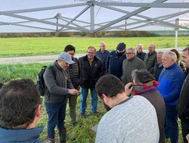 A xornada técnica agrícola de Fitoagraria congrega a 100 profesionais en Xinzo