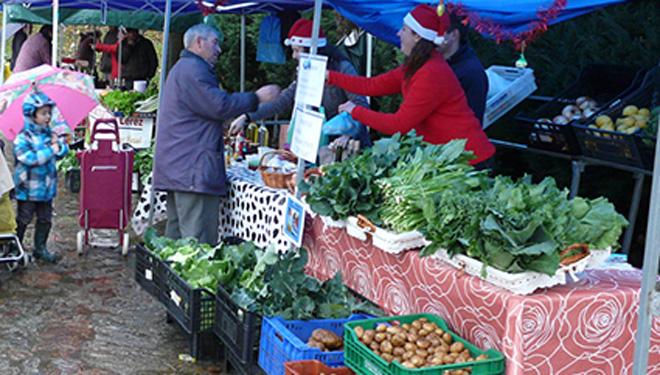 Agricultura avoga por non autorizar feiras locais de alimentos
