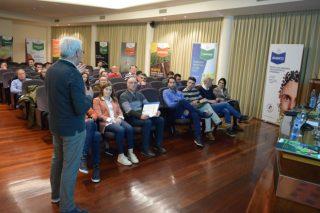 Bayer presenta en Galicia o seu novo catálogo de fitosanitarios para a viña e de herbicidas para o millo