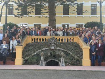 Clun reúne en Ribadeo a máis de 80 socias con motivo do Día da Muller