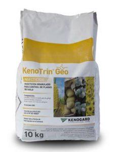 Imagen del envase de Kenotrin Geo.