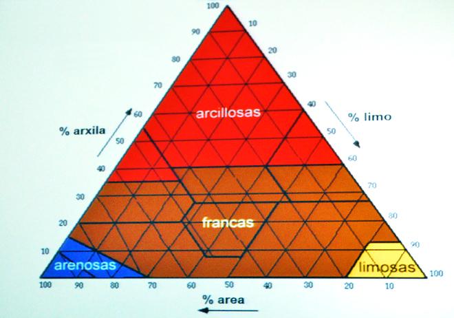 piramide tipos de solos