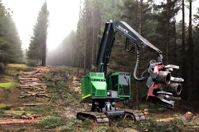 Guifor Noroeste, proveedor de referencia para el sector forestal