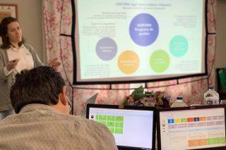 A asistencia a usuarios, unha fortaleza de Uniform-Agri na dixitalización de granxas de leite