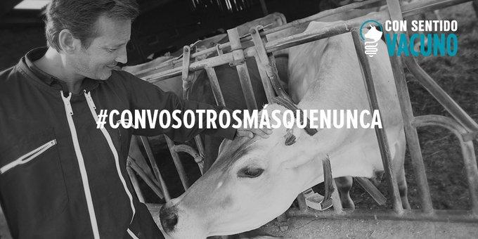 Campaña #ConVosotrosMásQueNunca: Zoetis apoia ao sector gandeiro tamén a través das súas redes sociais