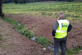 Como manexar as terras da ribeira de regatos e ríos para evitar sancións?