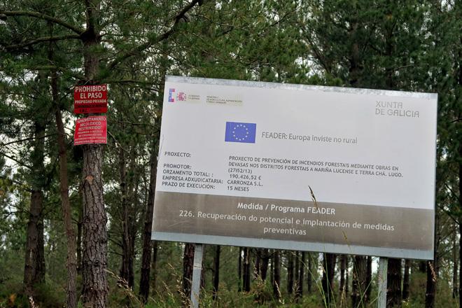 Repróchanlle a Medio Rural o posible desaproveitamento de 40 millóns de euros de fondos europeos