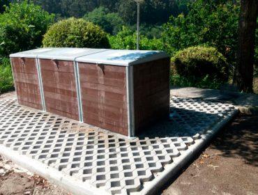 A escola de capataces de Lourizán súmase á compostaxe e incorpora un centro comunitario