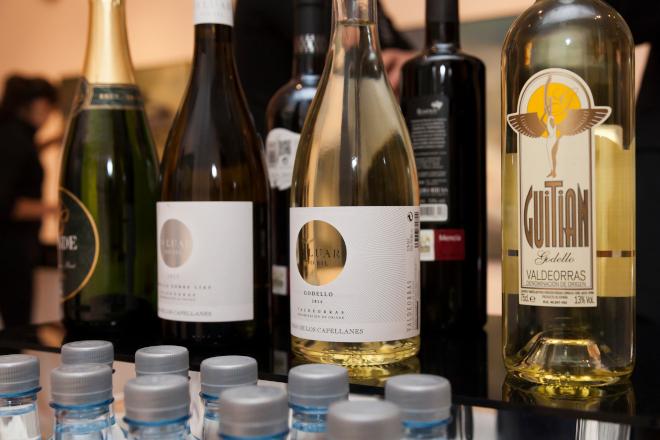 0s viños de Valdeorras experimentan un importante aumento das vendas en supermercados