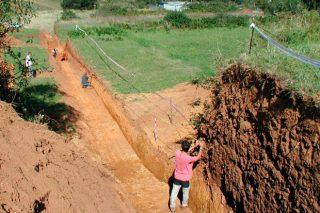 O sistema agrario en terrazas en Galicia remóntase á Alta Idade Media