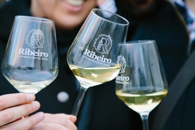 Este fin de semana celébrase a Feira do Viño do Ribeiro….por internet