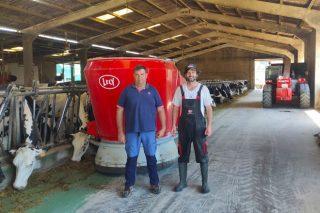 SAT Arenas: A gandaría líder de Cantabria en produción e pioneira en robotizar a alimentación