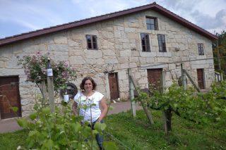 Corisca, a primeira adega ecolóxica de Rías Baixas
