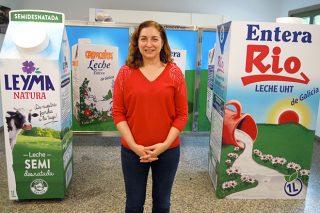 """""""En cinco anos queremos que Leche Río sexa unha das principais industrias lácteas de España"""""""