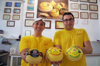 Lácteos Terra de Melide, 30 anos facendo queixos Arzúa-Ulloa