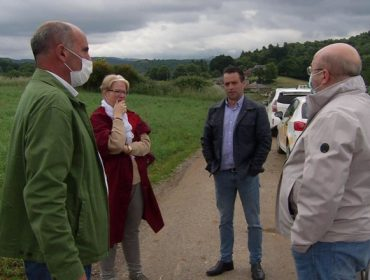 O concello de Castroverde lanza un plan pioneiro en Galicia para favorecer a agrupación de parcelas agrogandeiras e forestais