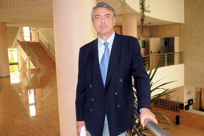 Enrique Valero, profesor da Escola de Forestais de Pontevedra, novo presidente do PEFC Galicia