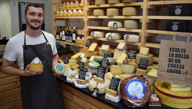 """""""O queixo galego do país ten un enorme potencial e está infravalorado"""""""