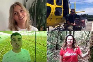'En Agraria hai futuro', experiencias do alunado para promover os ciclos formativos agrarios