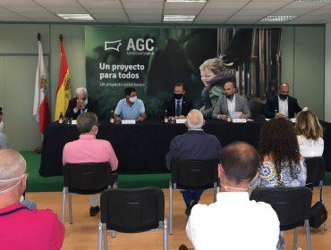 As cooperativas Agrocantabria e CAR de Castela e León asinan un acordo de cooperación