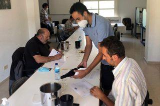 Vintetrés adegas participaron na cata dos viños de Valdeorras deste ano