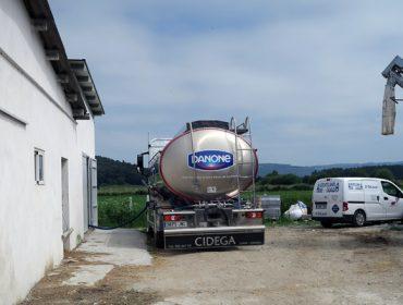 """Agromuralla ve unha """"estratexia premeditada"""" das industrias para empeorar os contratos do leite"""