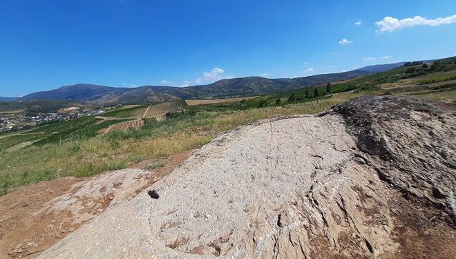 ¿Cuándo comenzó a hacerse vino en Valdeorras?
