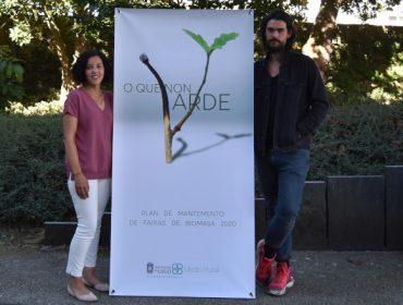 """Medio Rural da Deputación de Lugo lanza o programa """"O Que Non Arde"""" dirixido aos concellos  que actúan en prevención de incendios"""