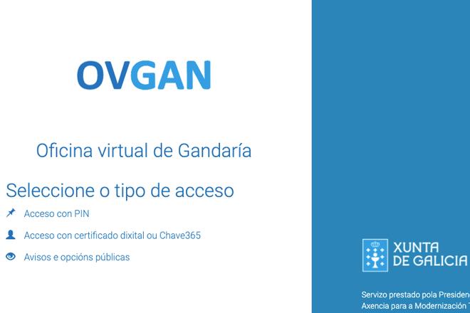 Queixas dos gandeiros polo funcionamento da nova web da oficina virtual de Medio Rural