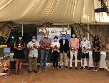 Viños premiados na XXI Cata Oficial dos Viños de Valdeorras