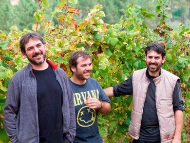 Cume do Avia, unha idea de xuventude para uns viños de autor en ecolóxico