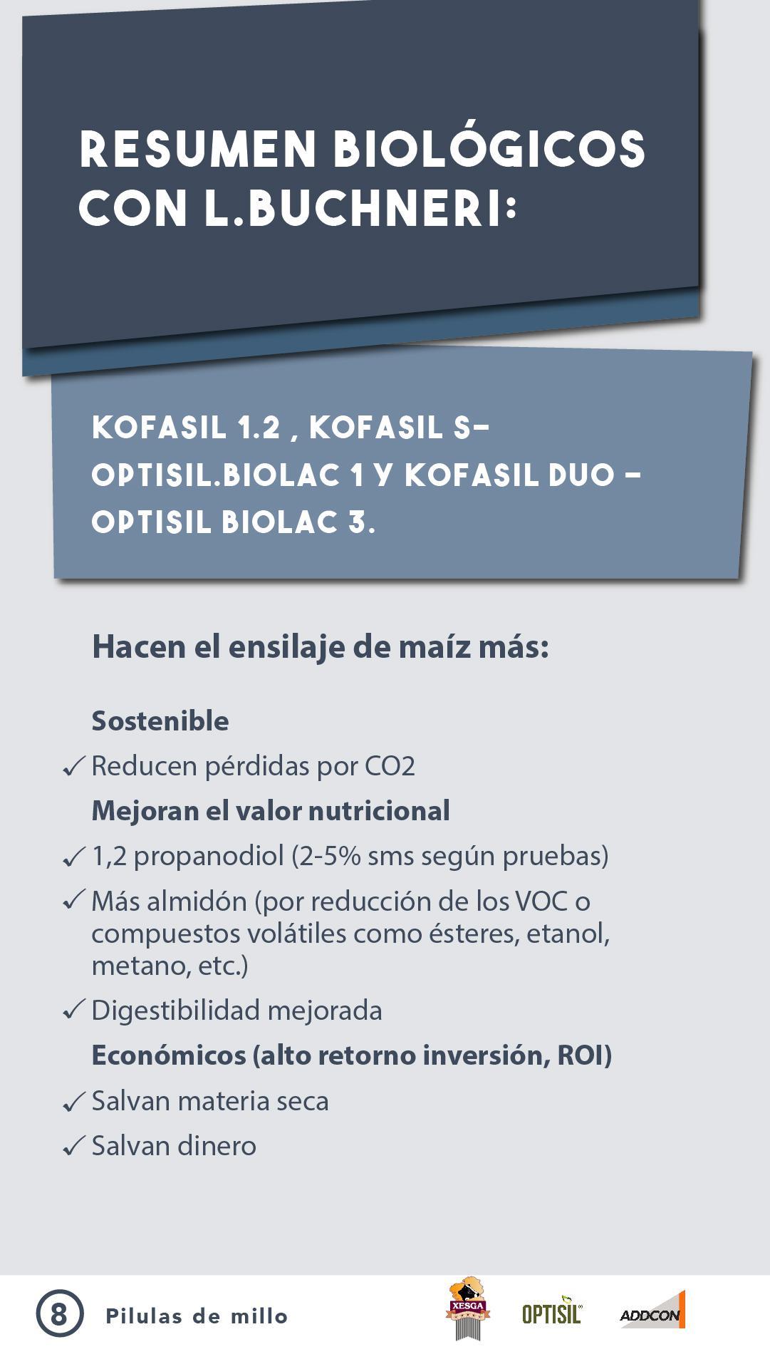 OPTISIL ADIAL PILULA MILLO 8
