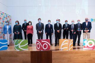 Bico de Xeado, Innolact, Torre de Núñez, Vegalsa Eroski e a Aula de Produtos Lácteos, premios Galicia Alimentación 2020
