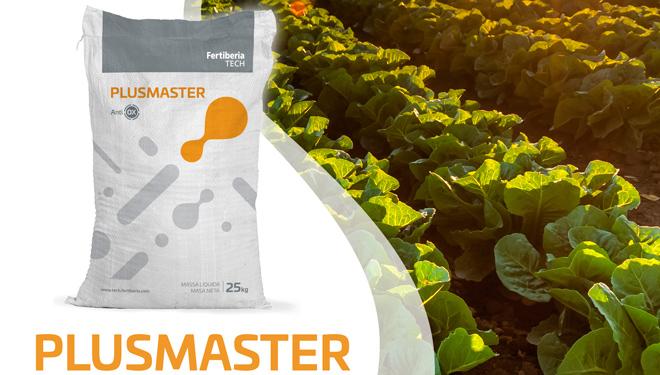 Plusmaster, una solución para combatir el estrés de los cultivos