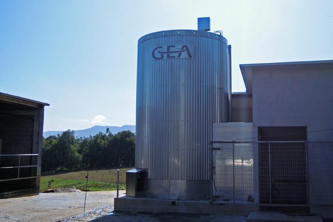 SAT Romepen (Sarria) tanque 25.000 litros