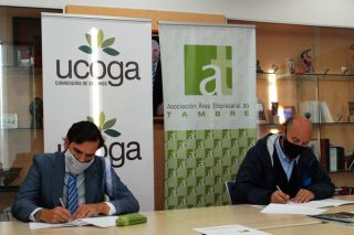 Ucoga asesora sobre seguros ás empresas da área empresarial do Tambre