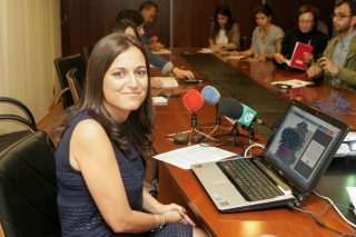 Inés Santé, nova directora xeral de Desenvolvemento Rural