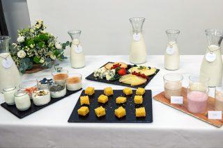 Un estudo constata que o consumo de lácteos reduce o sobrepeso e a obesidade