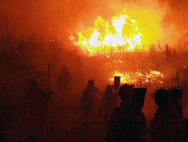 Piden un plan de xestión do territorio en Ourense fronte ós lumes