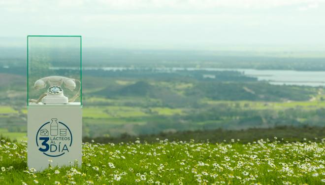 Campaña de vídeos da Inlac para pór en valor o traballo dos gandeiros de leite