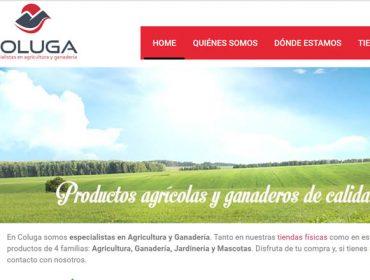 Coluga lanza a súa propia tenda online, especializada en horta e xardín