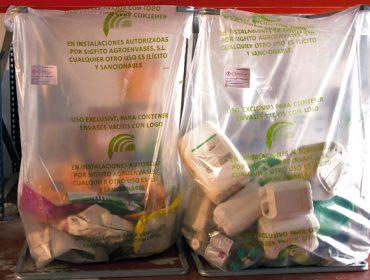Fertiberia TECH súmase ao sistema de reciclaxe de envases de SIGFITO