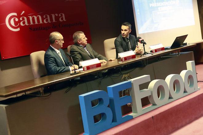 Foto de archivo de la segunda edición de la Business Factory Food, la aceleradora del sector alimentario gallego